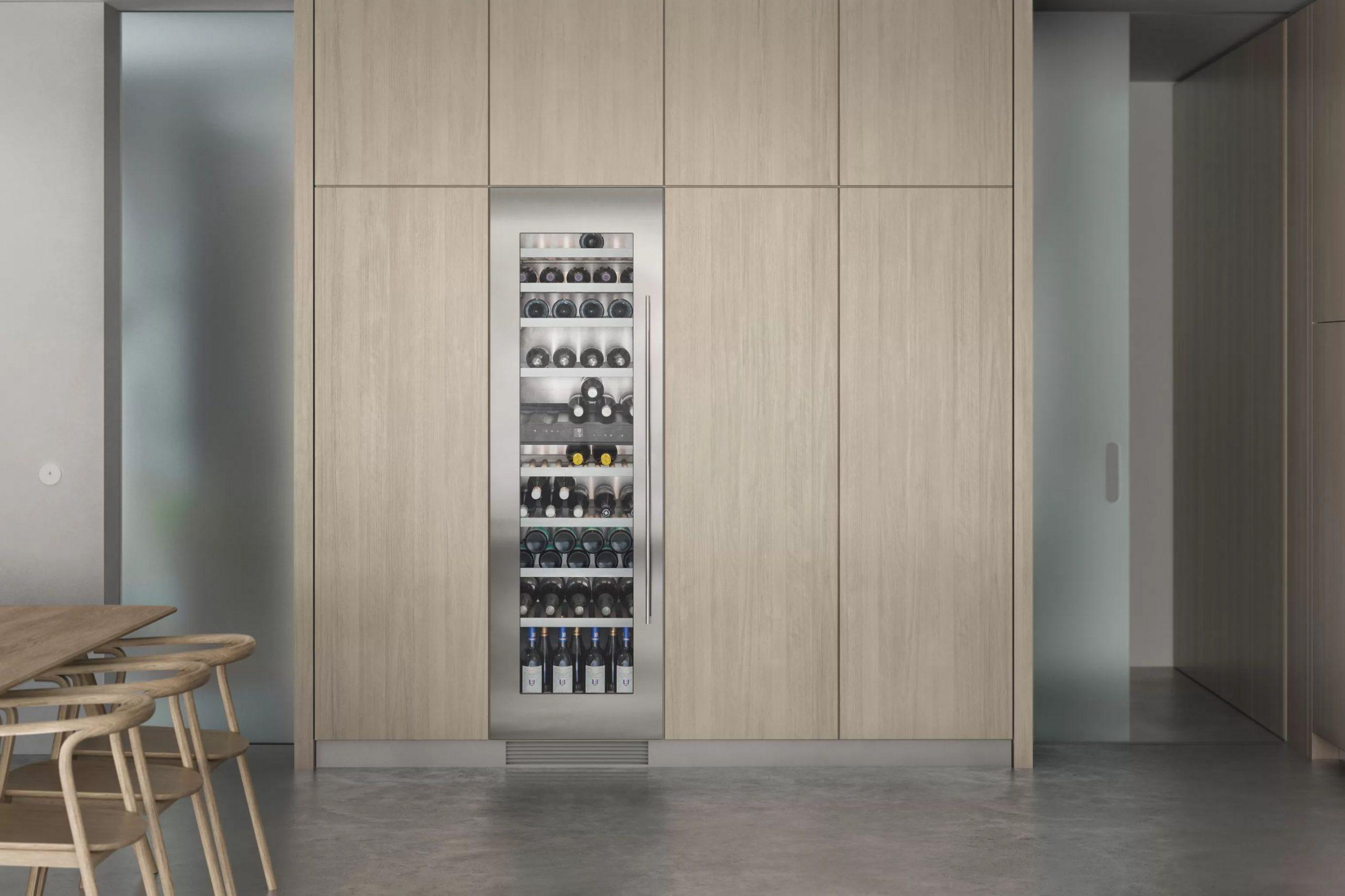 Wine cooler with glass door 200 Series