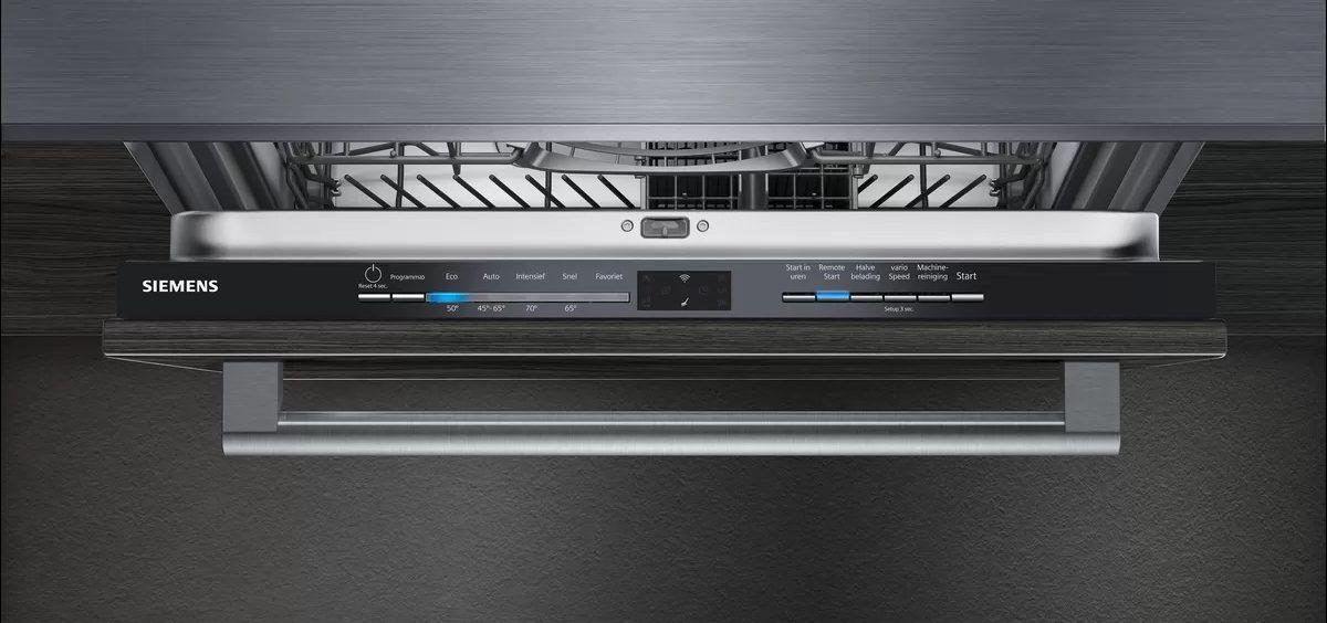 IQ100 fully integrated dishwasher