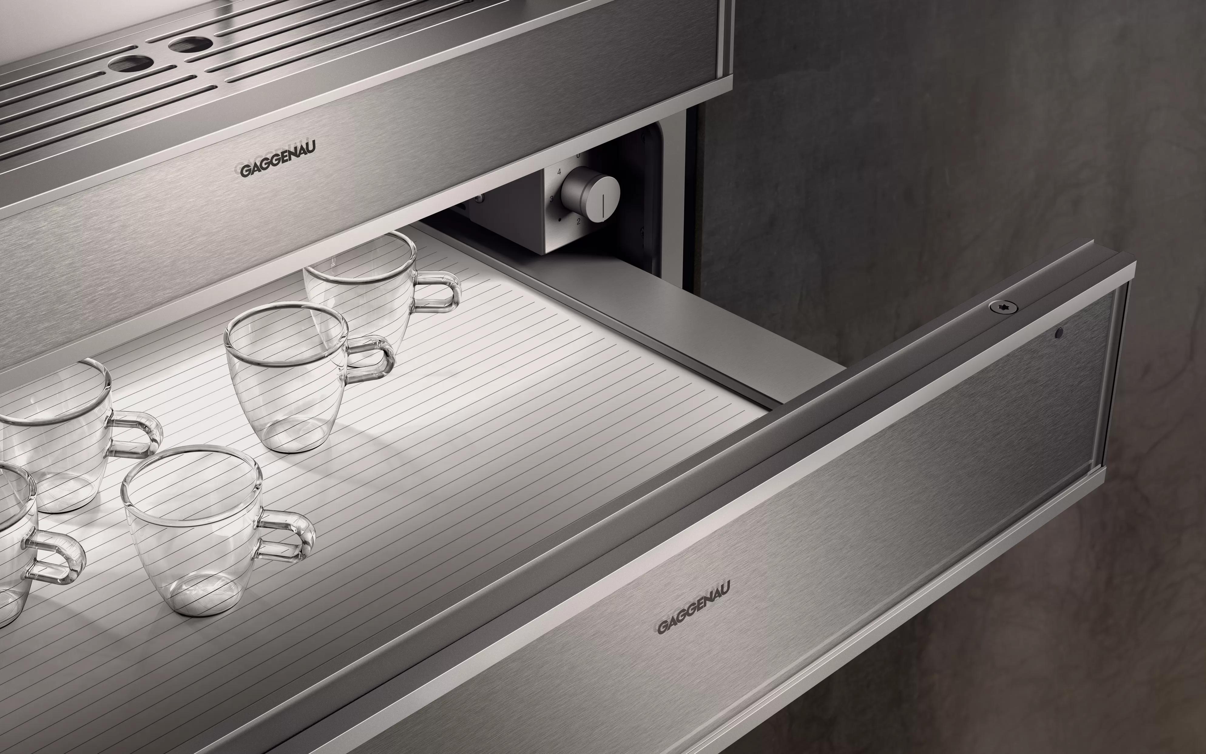 Warming drawer 400 series – 60 x 14 cm
