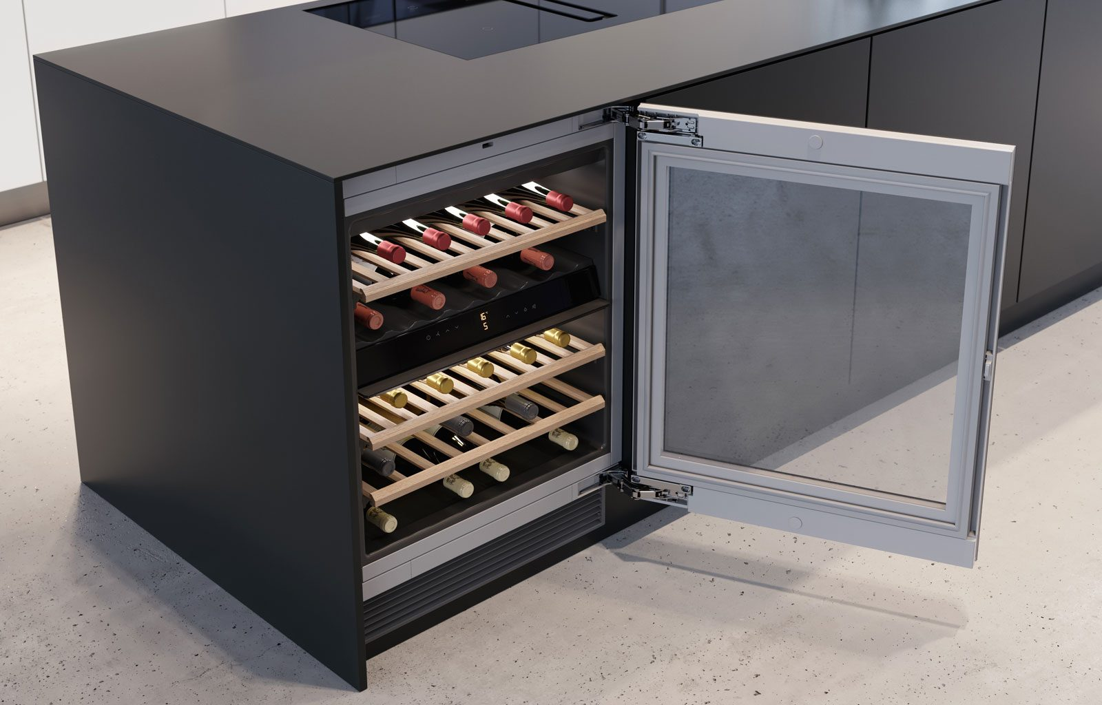 Wine cooler USCL 60