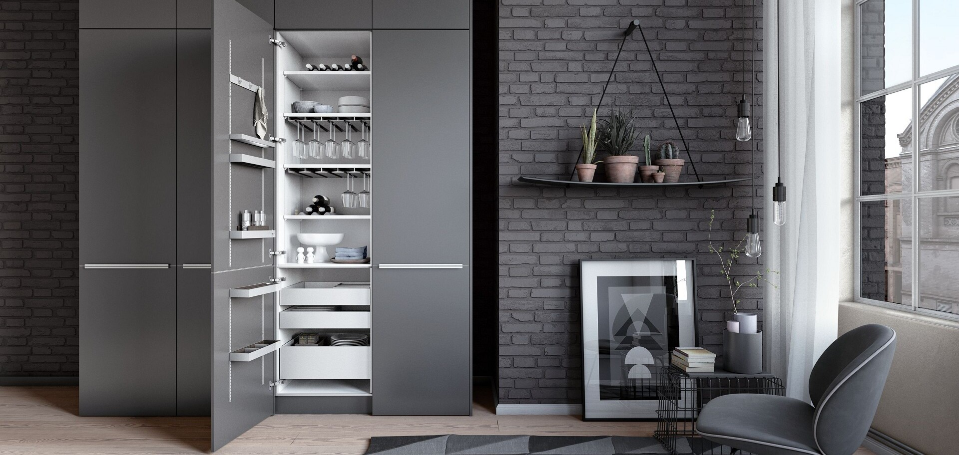 Siematic cabinets