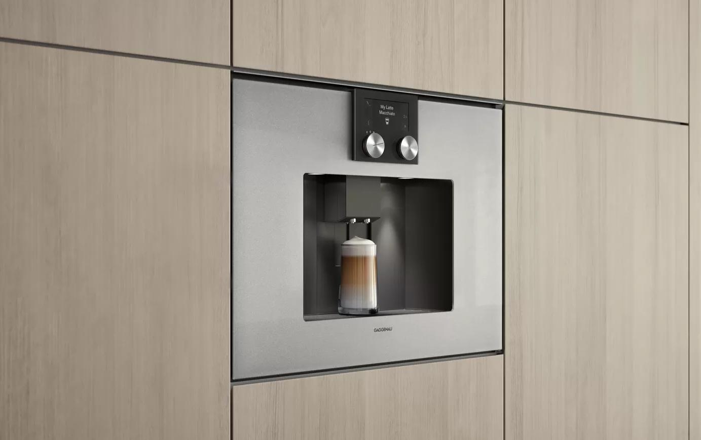 Fully automatic espresso machine 200 series