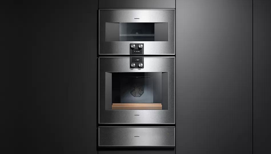Combi-microwave oven 400 series – 76 x 45 cm