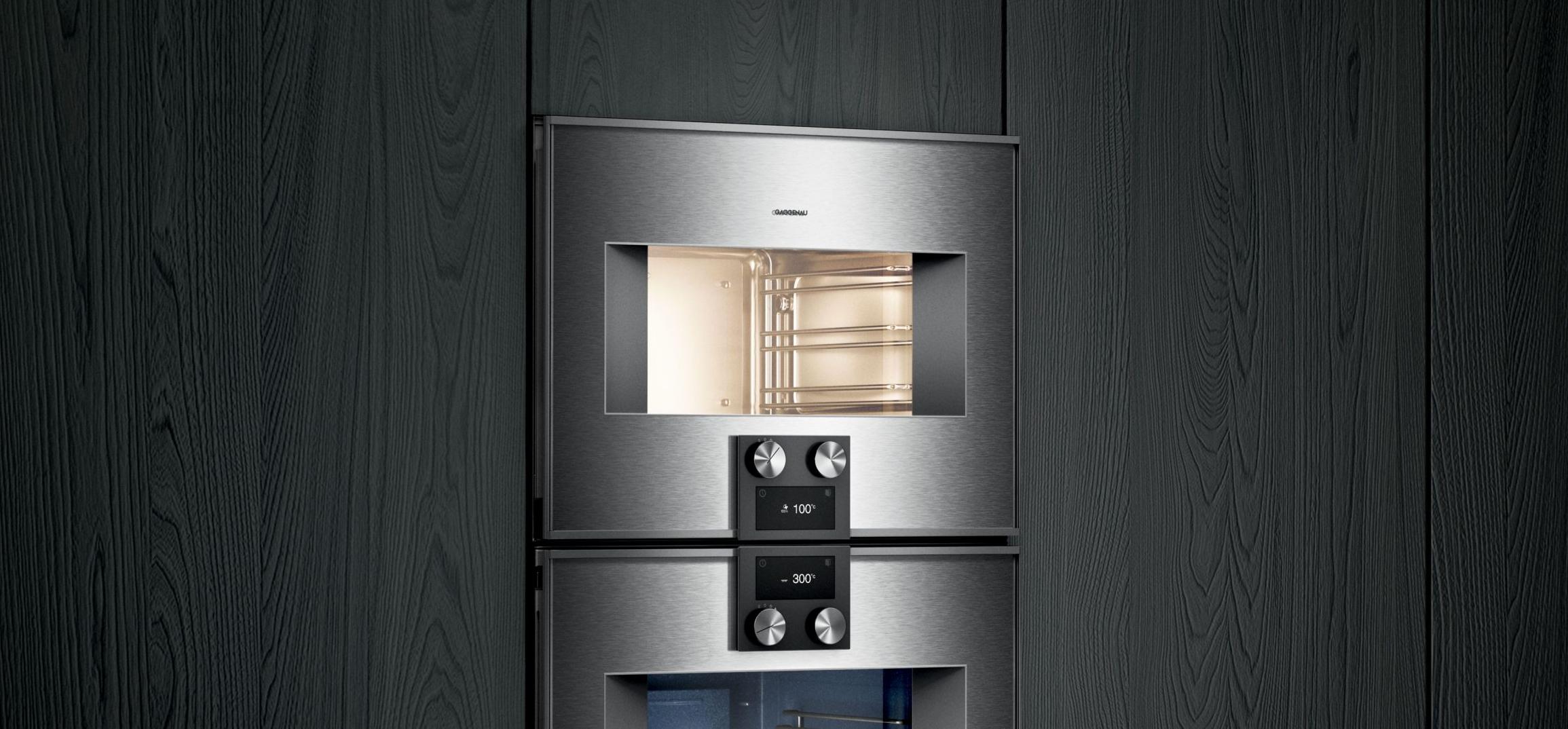 Combi-steam oven 400 series – 60 x 45 cm