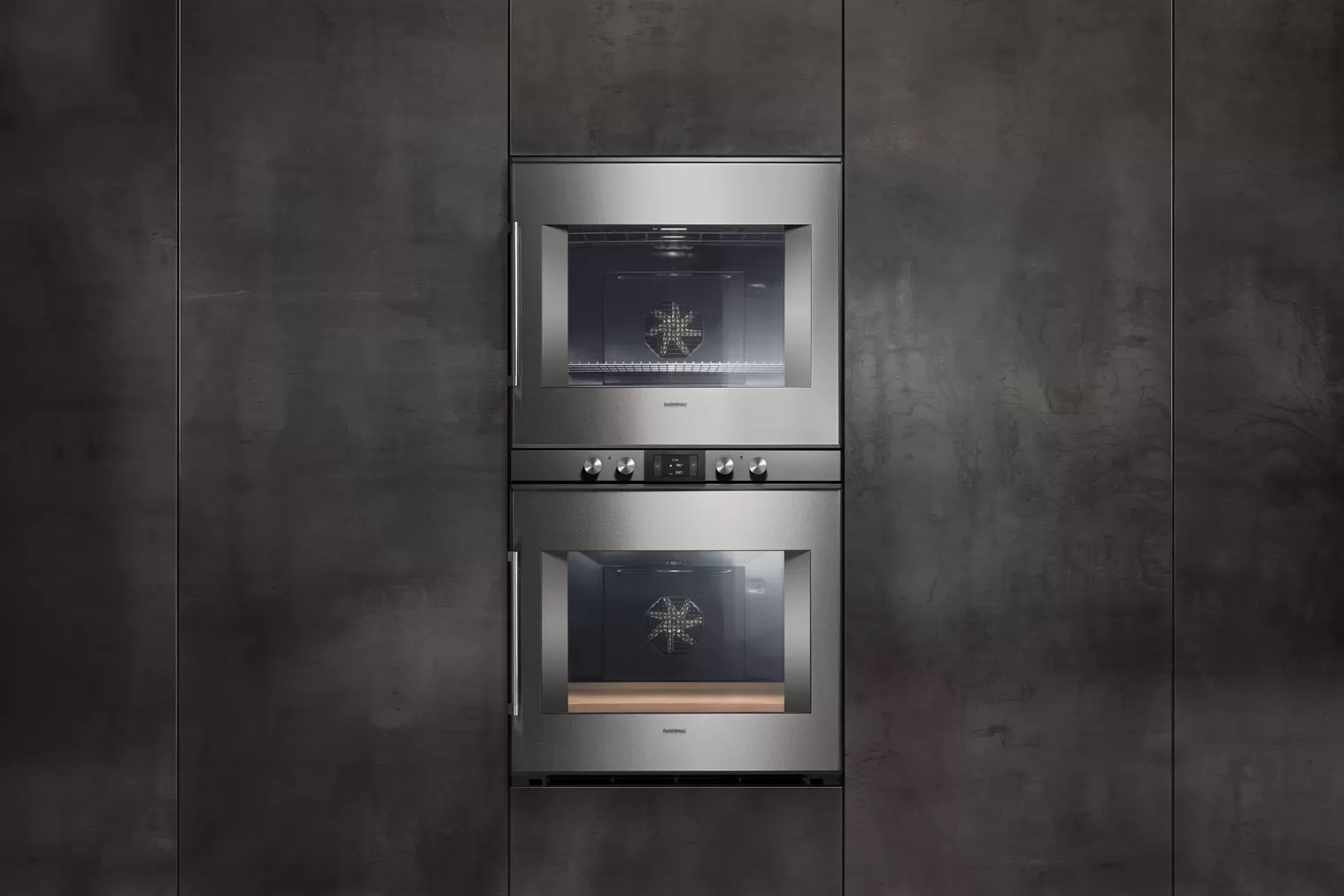 Double oven 400 series