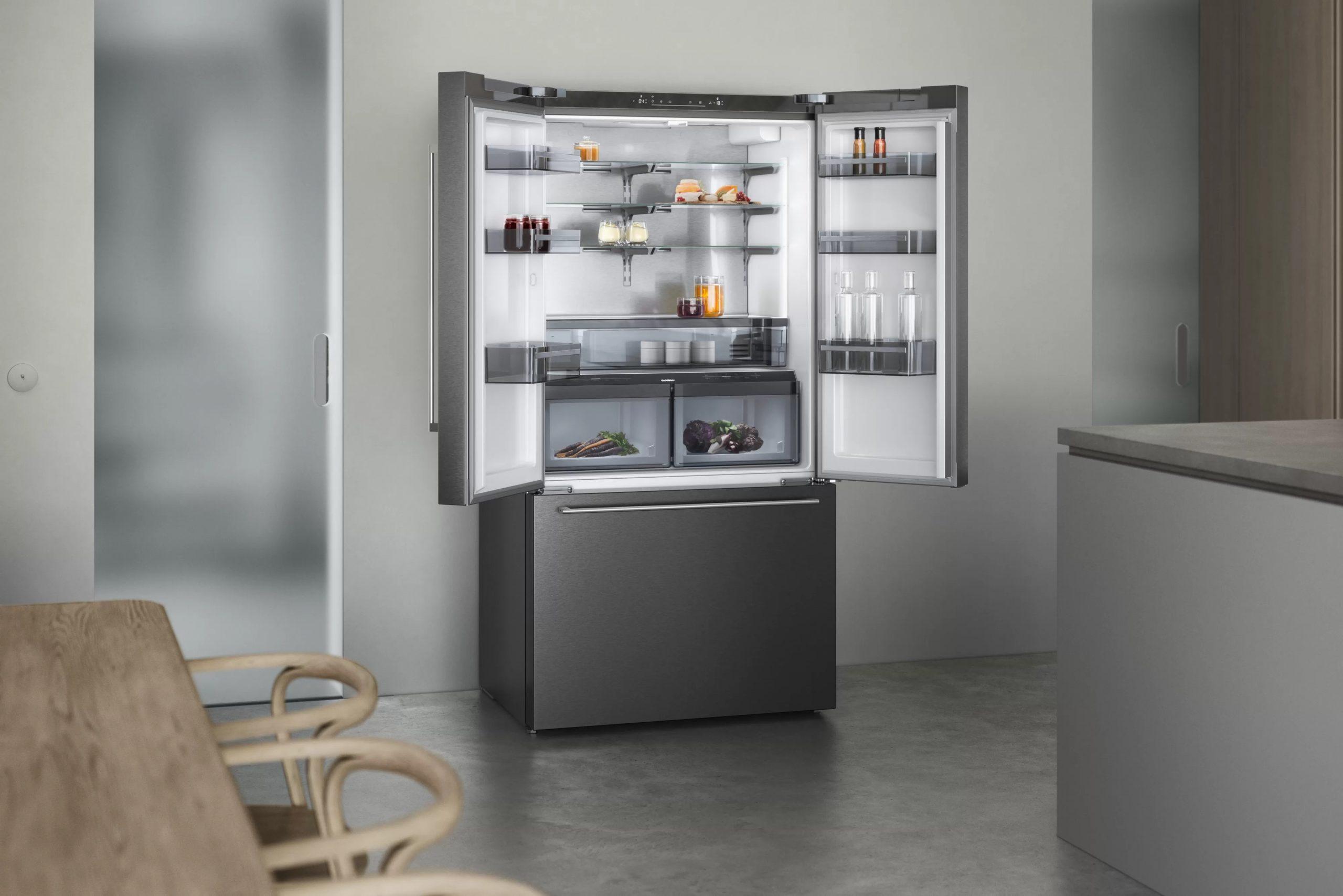 French door bottom freezer 200 series