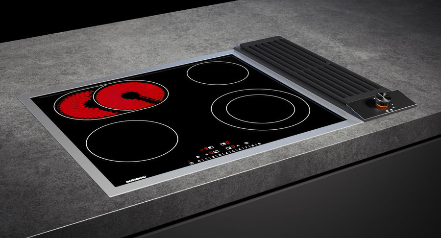 Induction cooktop 200 series
