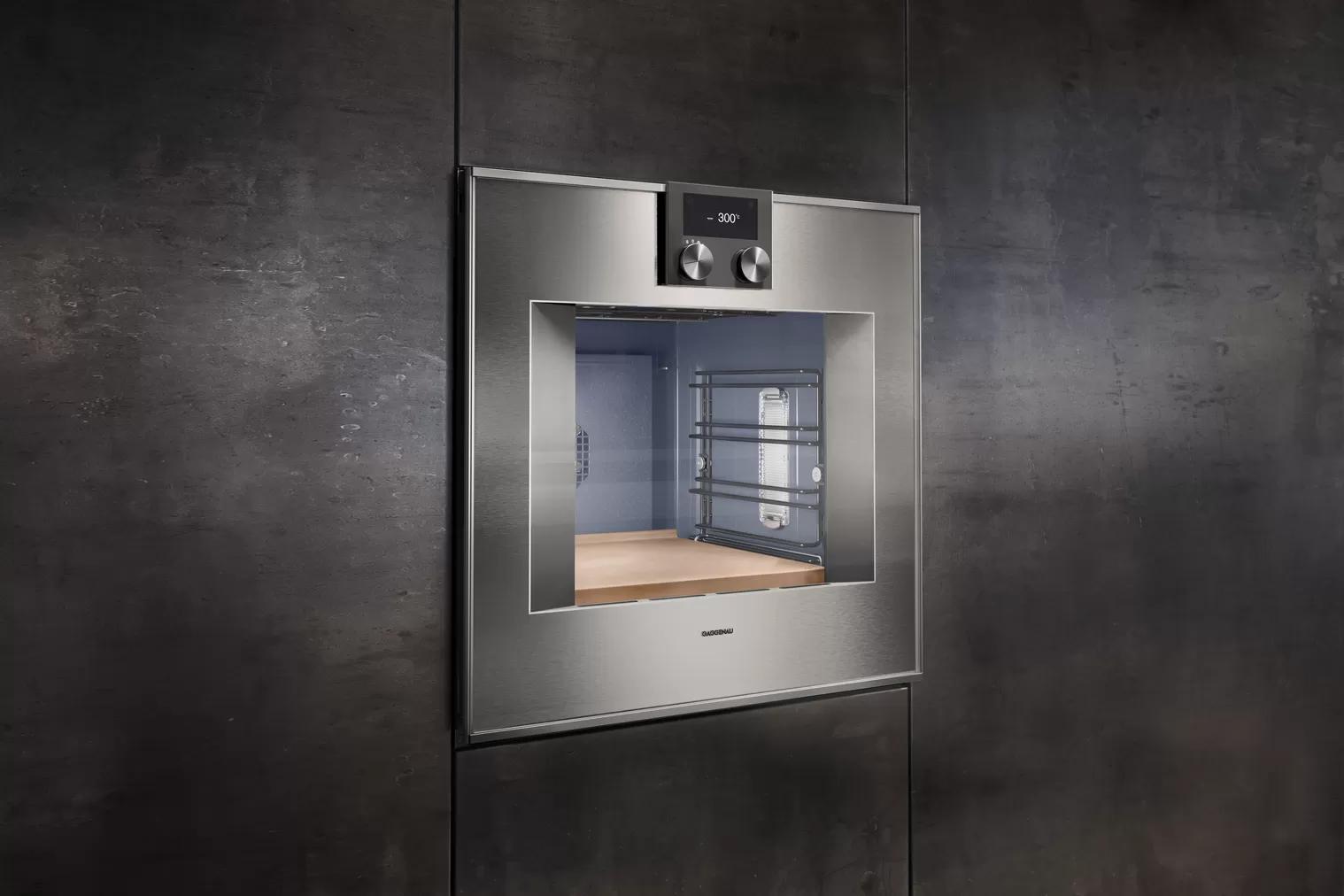 Oven 400 series – 60 x 60 cm