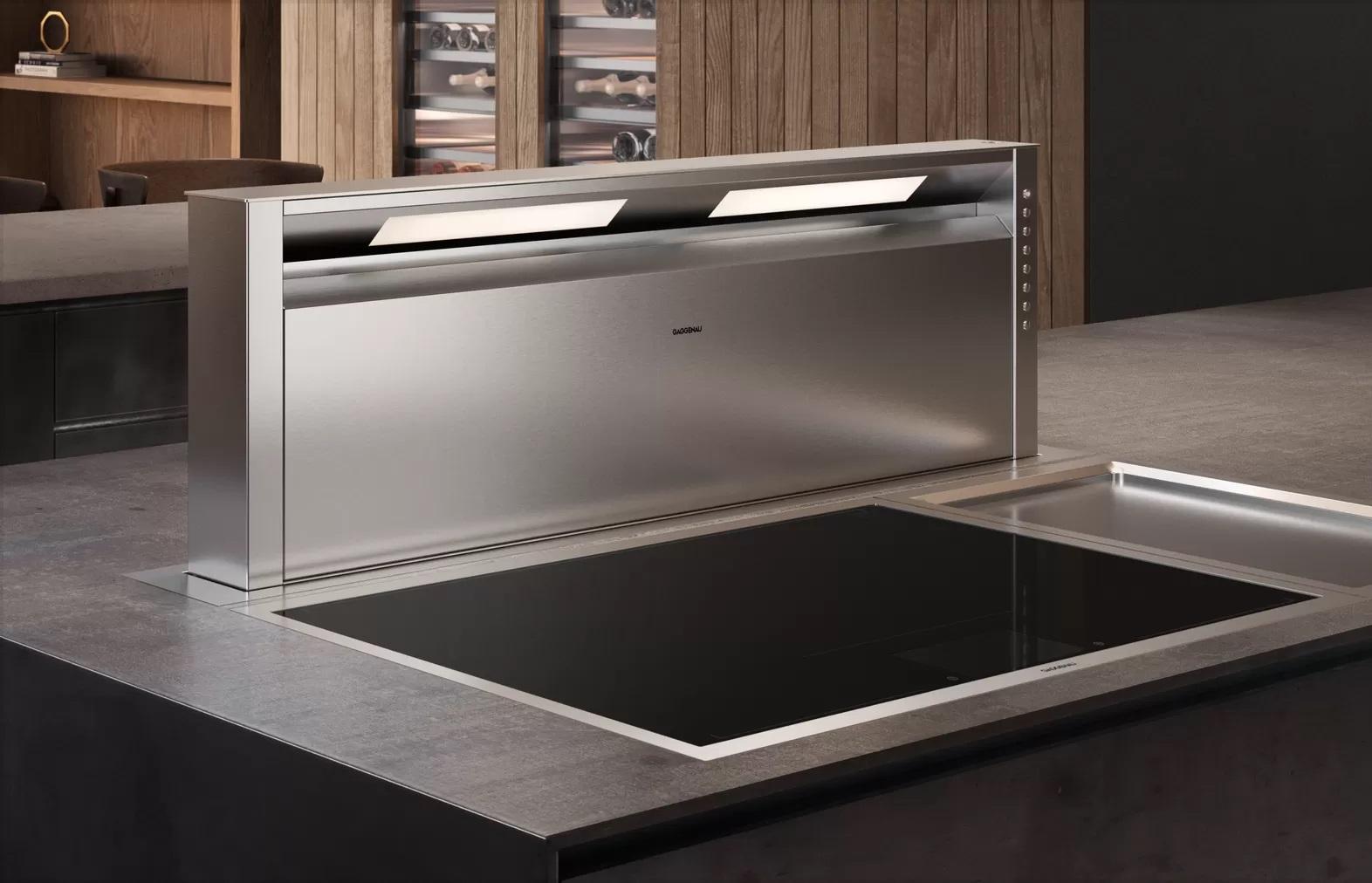 Table ventilation 400 series