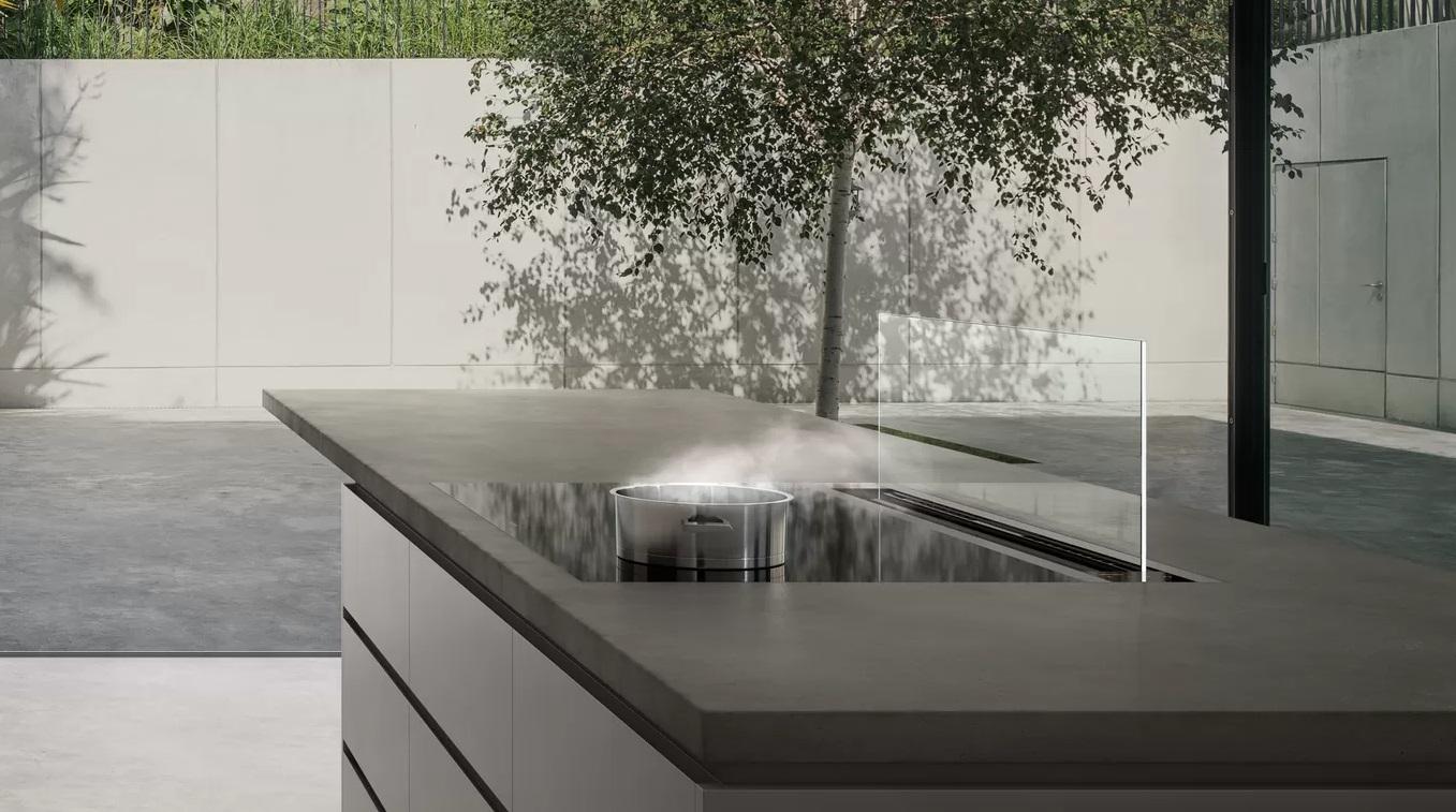 Table ventilation 80 cm 200 series