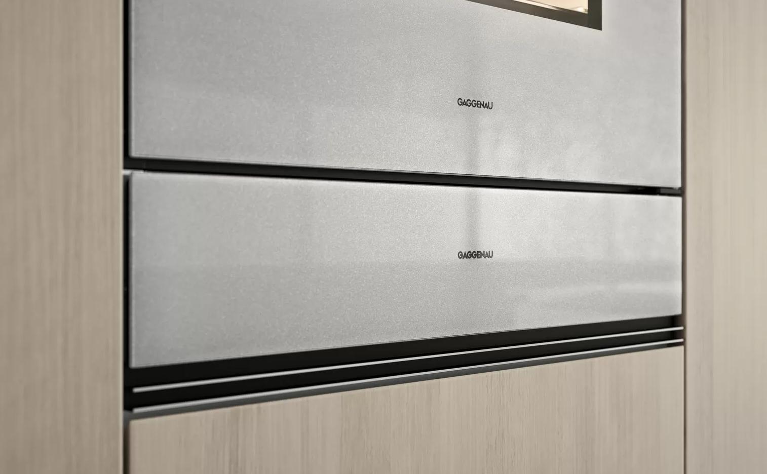 Vacuuming drawer 200 series