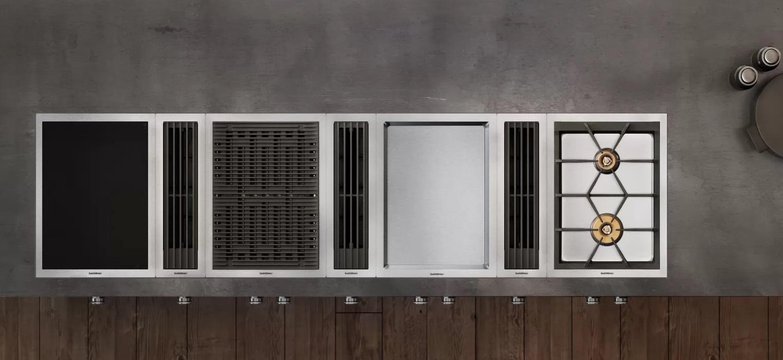 Vario Table ventilation 15 cm 400 series
