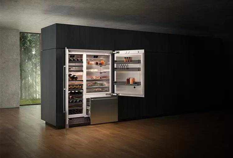 Wine cooler with glass door 400 Series